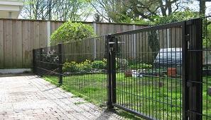 Hekjes Voor Tuin : Staafmatten hekwereld uw hekwerk specialist hekwerk tuin